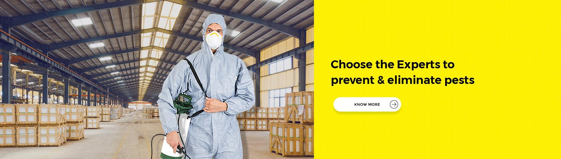 Looking for commercial pest control services in India