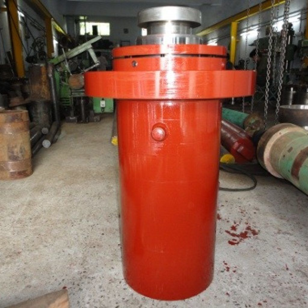 Steel Plant Cylinders | Marshal Haydromovers