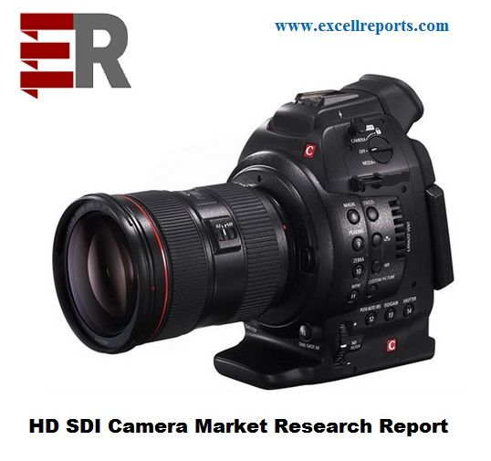 HD SDI Camera Market 2019 Analysis, Growth, Size, Trends & Forecasts 2024