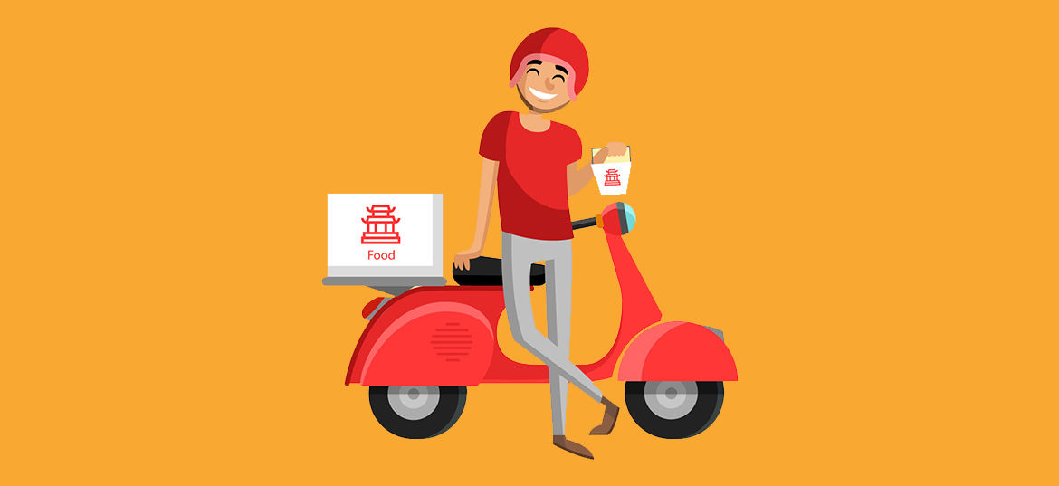 on demand food delivery mobile app development