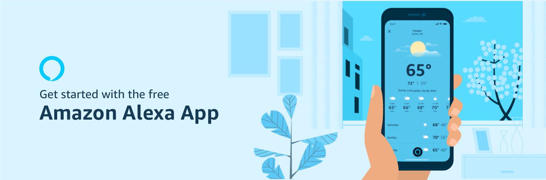 Download Alexa App with Alexa.Amazon.com | Alexa.amazon.app.setup