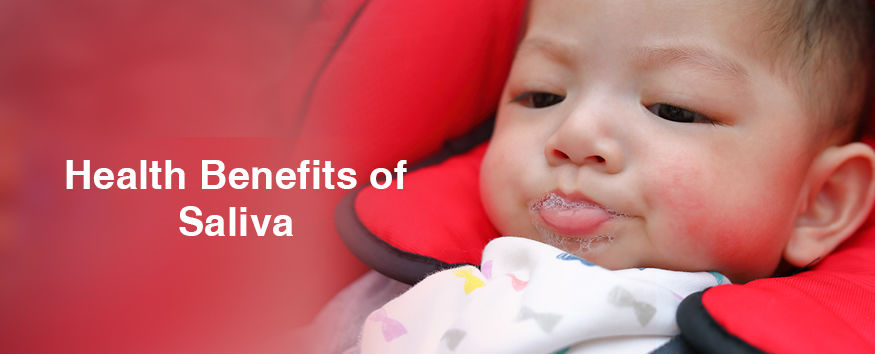 5 Health Benefits of Saliva