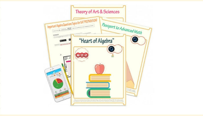 SAT Heart of Algebra Preparation