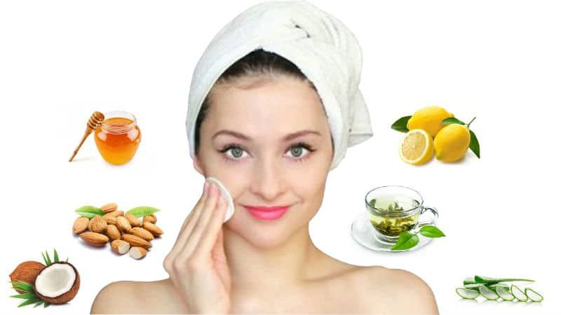 Simple Home Remedies and Natural Treatment for Skin Care