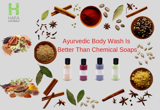Ayurvedic Body Wash