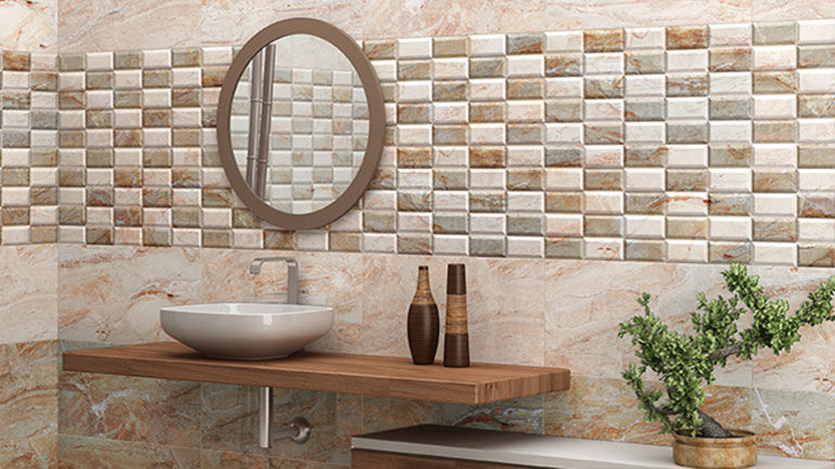 Ceramic Digital Wall Tile Manufacturer | Wall Tile Company in India