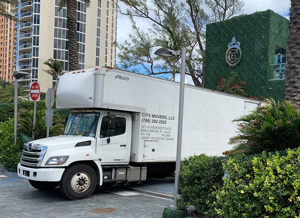 City Movers – Number one of all moving companies in Florida