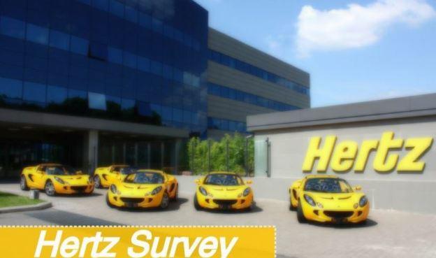 Hertz Customer Satisfaction Survey - Hertzsurvey.Com