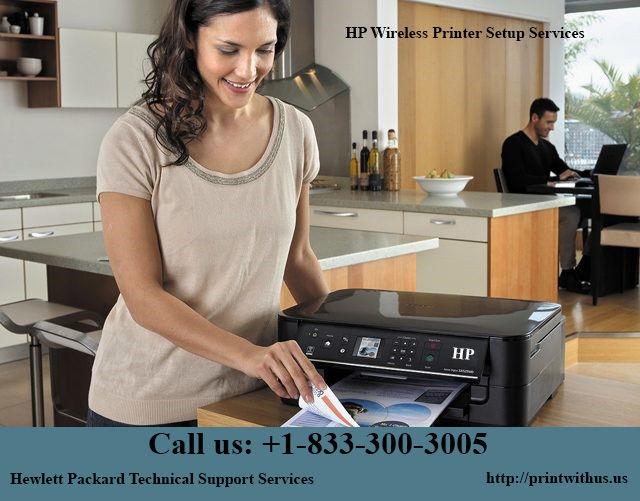 HP Wireless Printer Setup Services | HP Printer Drivers Setup