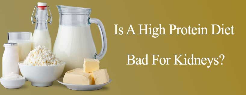 Is A High Protein Diet Bad For Kidneys?