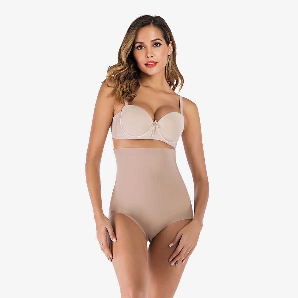 High Waist Tummy Control Butt Lifter Panties   Sayfutclothing