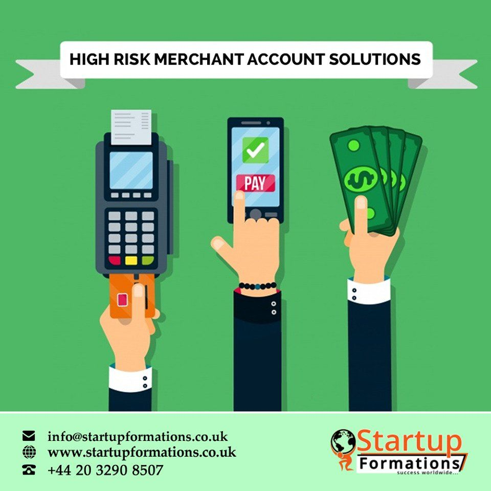 High risk merchant account provider