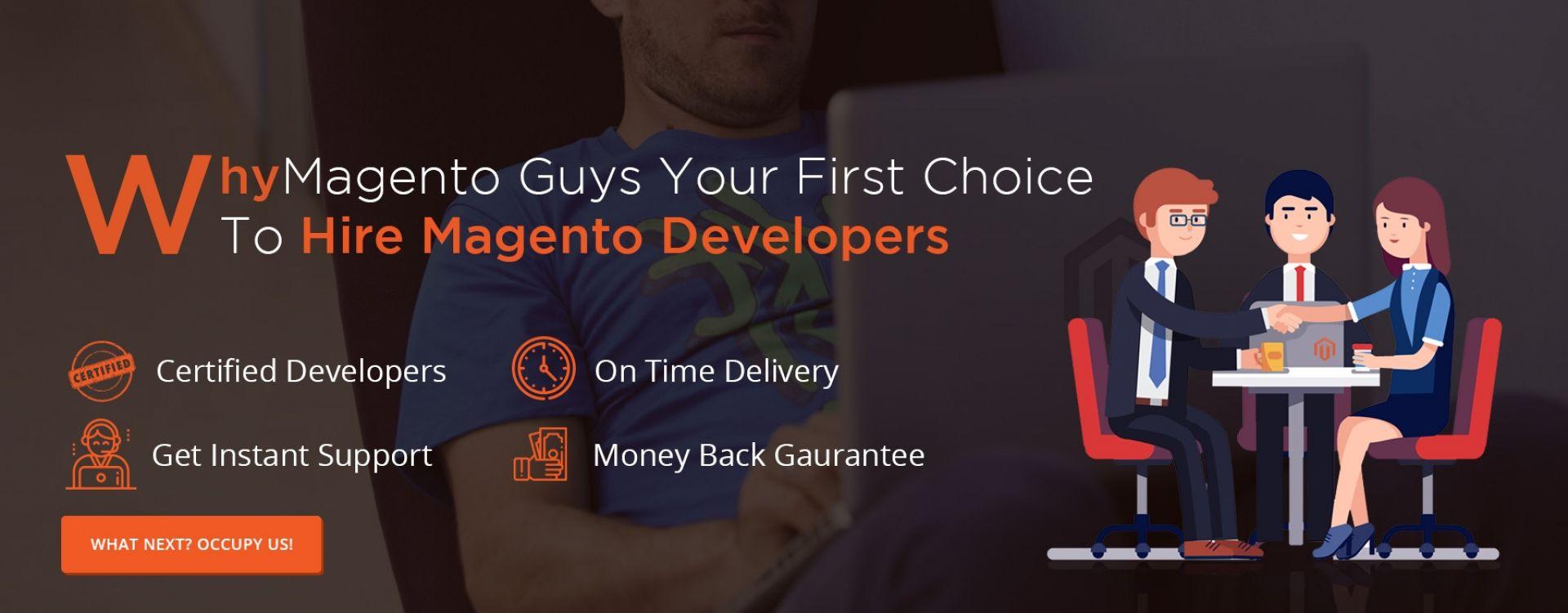 Hire Magento 2 Developers Instant | Magento Developer Freelance