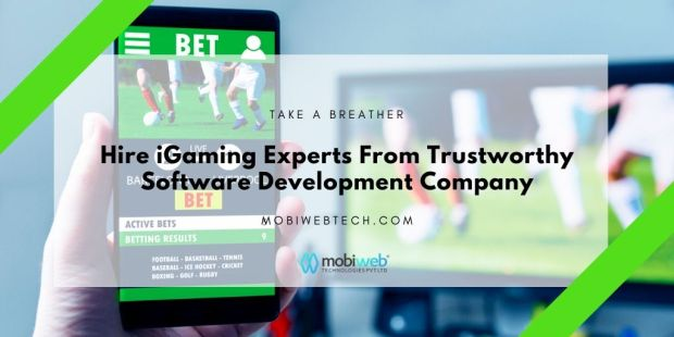 Hire iGaming Experts From Trustworthy Software Development Company – Mobiweb Technologies
