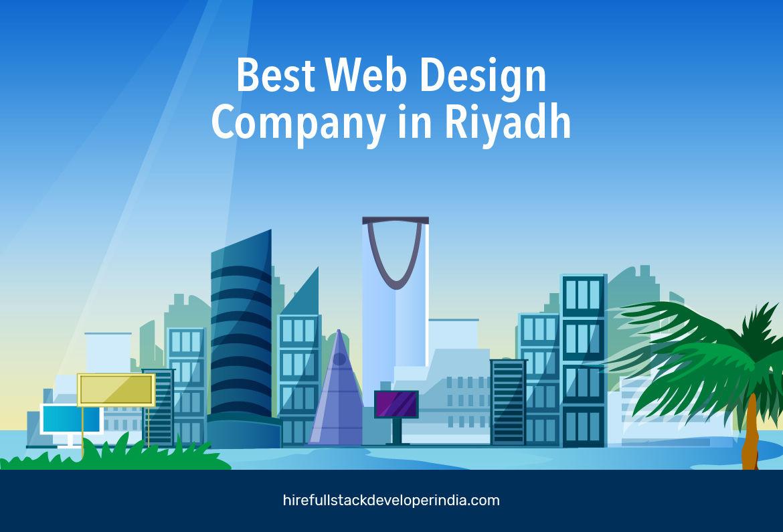 Website Design Company in Riyadh