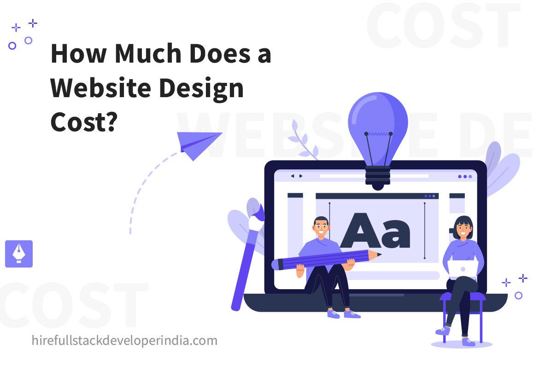 Website Design Cost in India