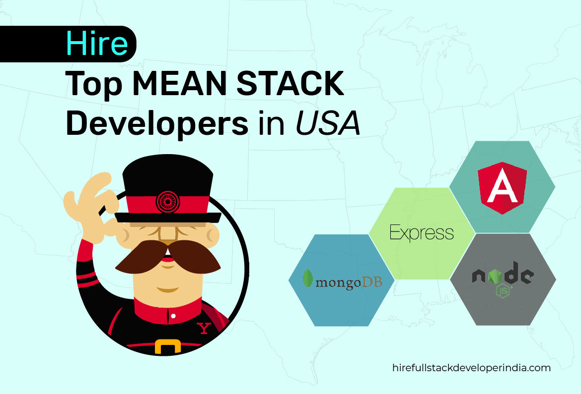 Hire Top MEAN Stack Developers in USA - MEAN Stack Development