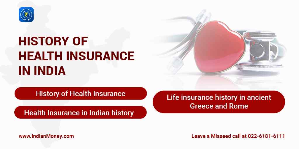 History of Health Insurance in India