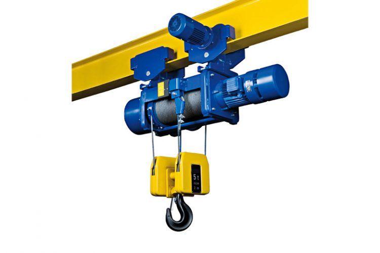 Hoist for EOT Cranes