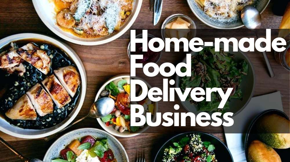 Home-made food delivery business