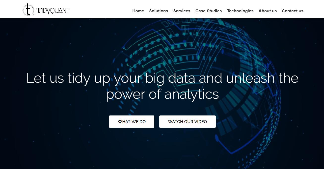 Tidyquant- A Big Data Company