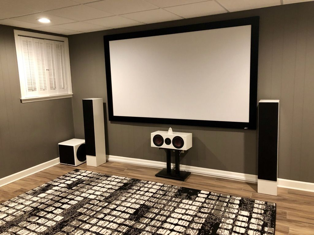 Home Theatre Installation Sarasota FL