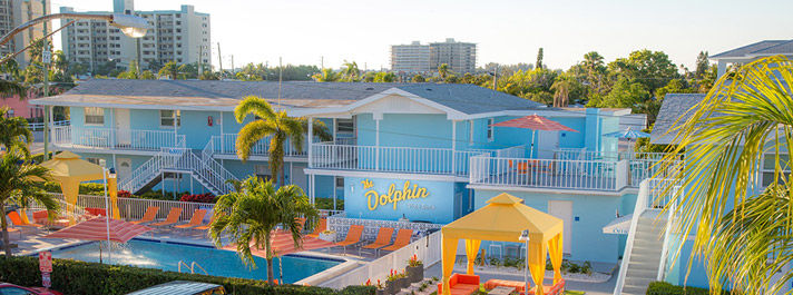 The Best Boutique Hotel in St. Pete Beach! - St. Pete Beach Suites Hotel