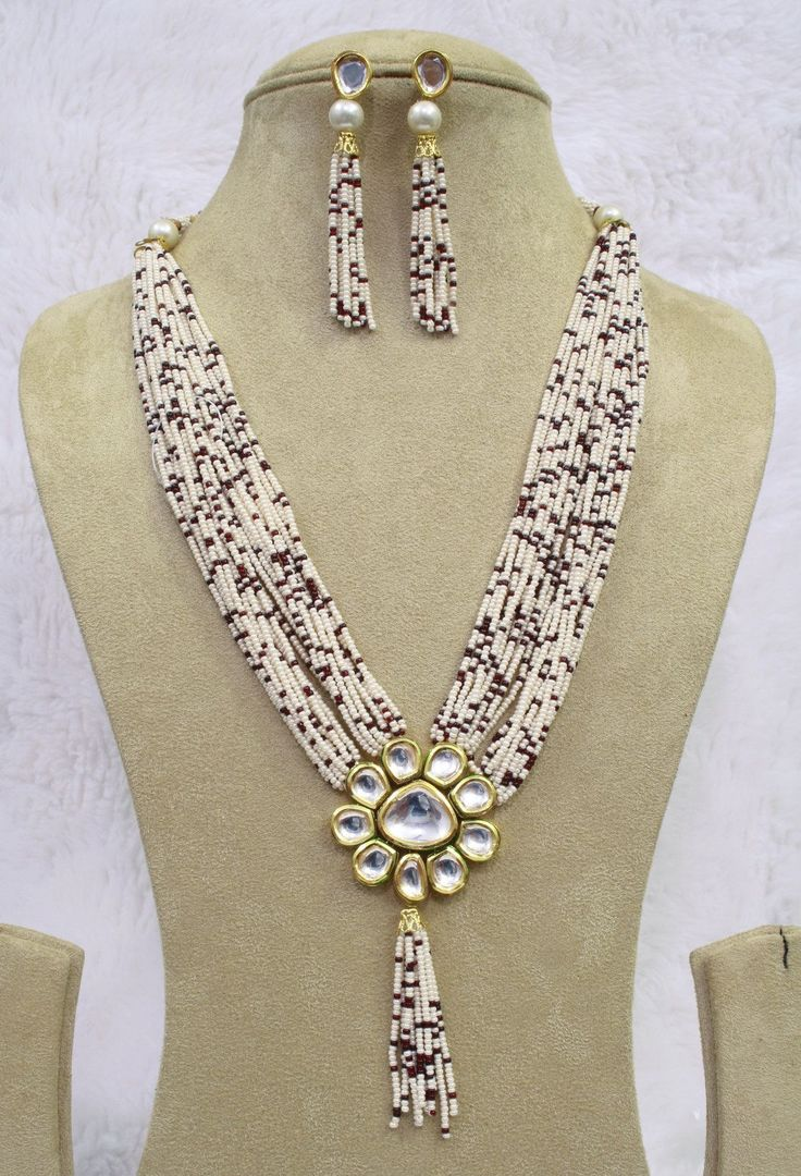Multi String Necklace- 4 Tips for your Outfit | Babosasakhi
