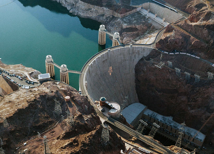 Appreciate The Beauty Of Hoover Dam By Visiting There Via Tour Bus