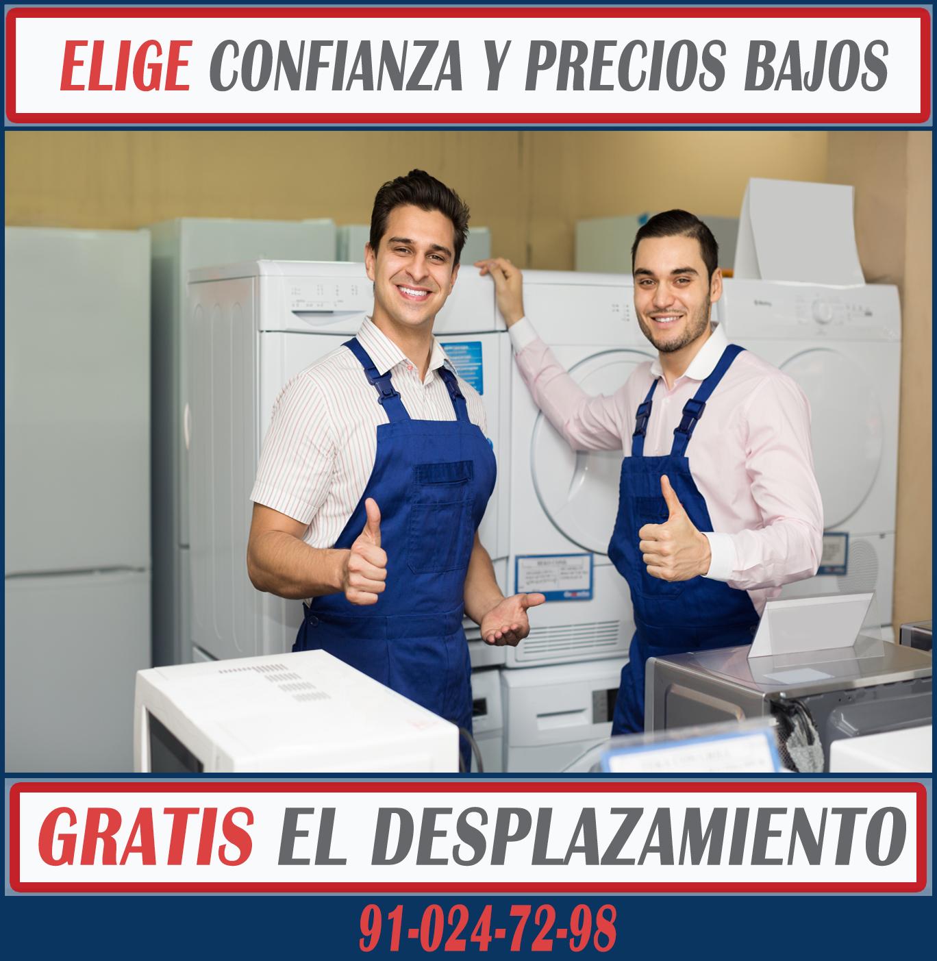 Reparación de frigoríficos Madrid