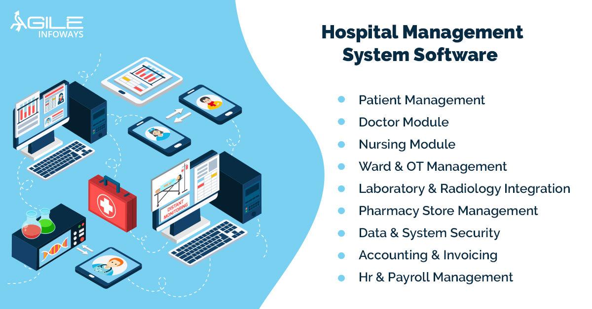Hospital Management System Software