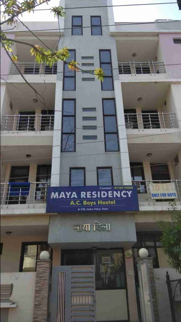 Hostels In Kota Near Career Point
