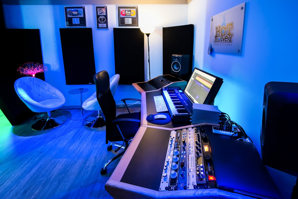 Choose a Recording Studio in London for your Best Practice
