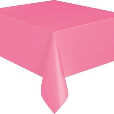 Plastic Table Covers - Buy Tablecloths Online in Different Colors at Low Price