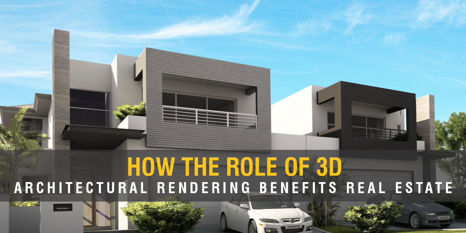 Pixerio Solutions Blog: How the Role of 3D Architectural Rendering Benefits Real Estate
