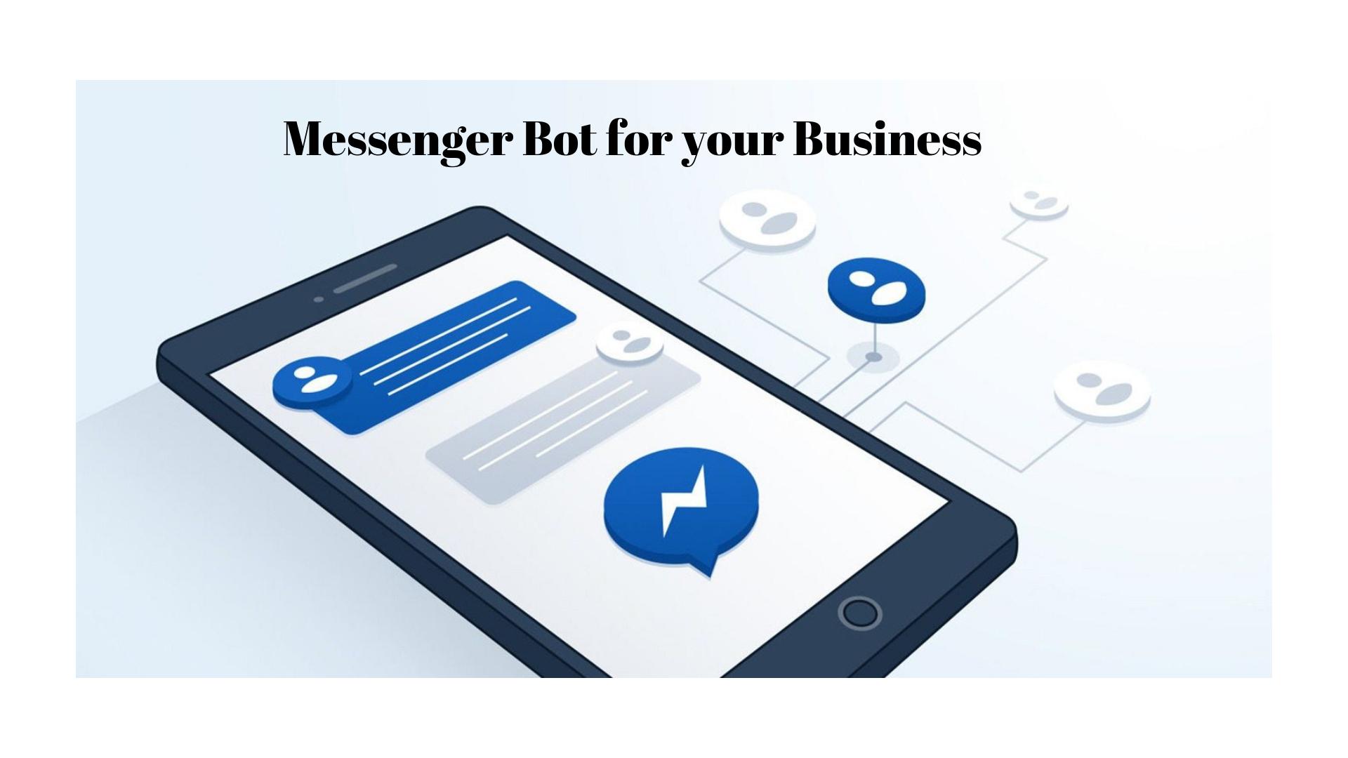 messenger bot | chatbot app | chatbot messenger