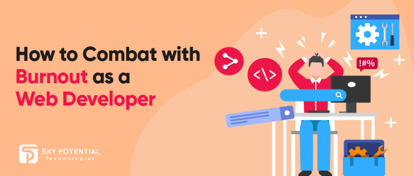 How to Combat with Burnout as a Web Developer