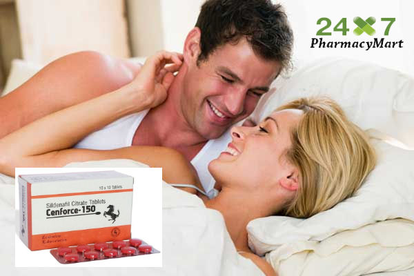 Dose of Sildenafil Citrate Cenforce 200mg Tablets