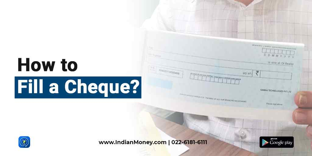 How to Fill a Cheque?