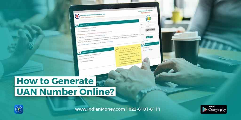 How to Generate UAN Number Online?