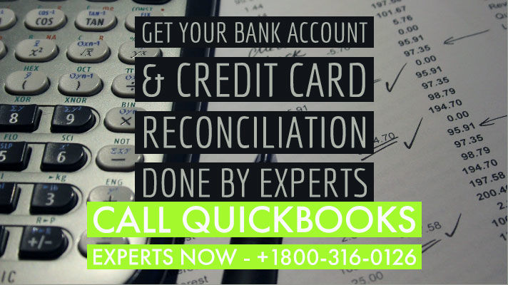 Reconcile Bank Account Statement & Credit Card Transactions - QuickBooks Desktop Support