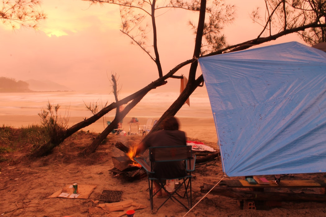 How to Turn Your Beachfront into a Camping Site | Outbaxcamping