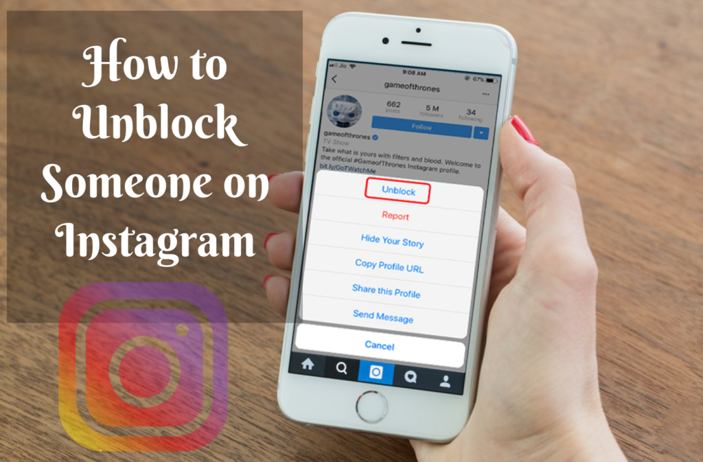 How to Unblock Someone on Instagram | GenuineLikes | Blog