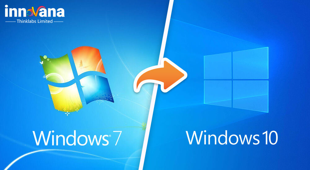 How To Upgrade Windows 7 To Windows 10 For Free ?