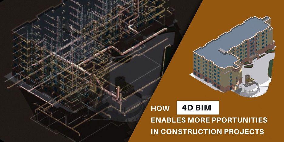 4D BIM Services