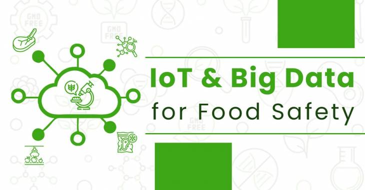 How an Amalgamation of IoT and Big Data Analytics Can Make Our Food Safe