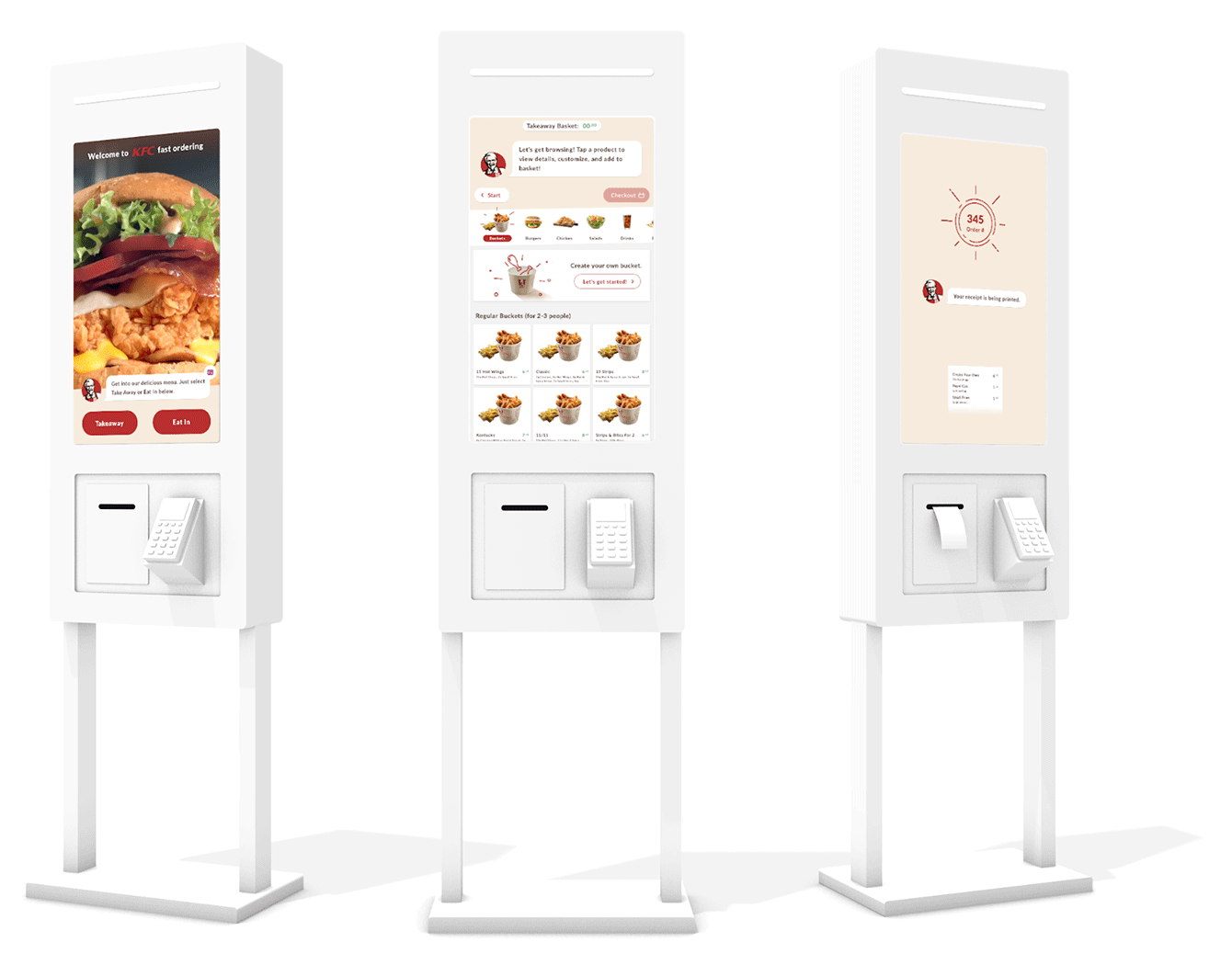How to Develop Self-Service Kiosks for Food Ordering
