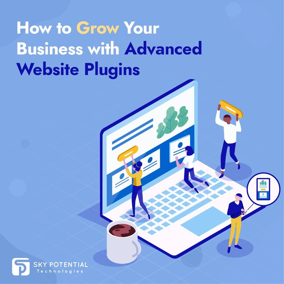 How to Grow Your Business with Advanced Website Plugins