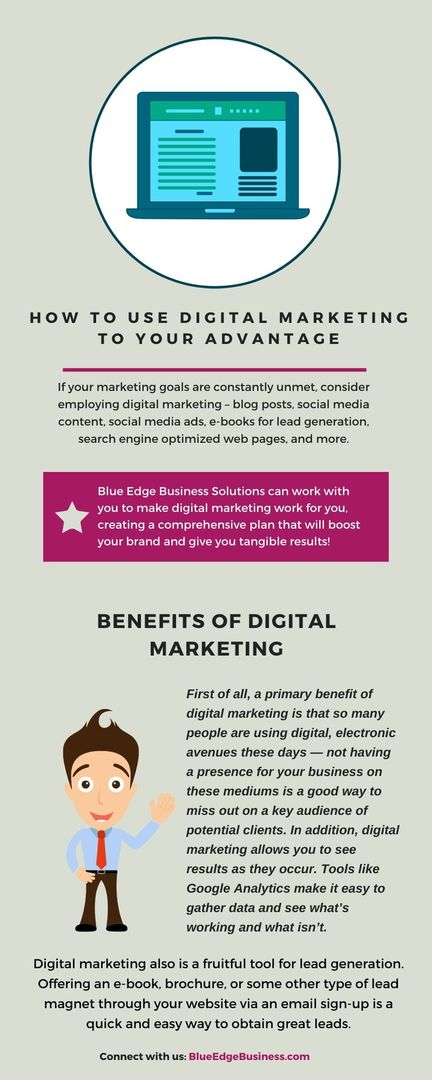 How To Use Blue Edge Business To Your Advantage