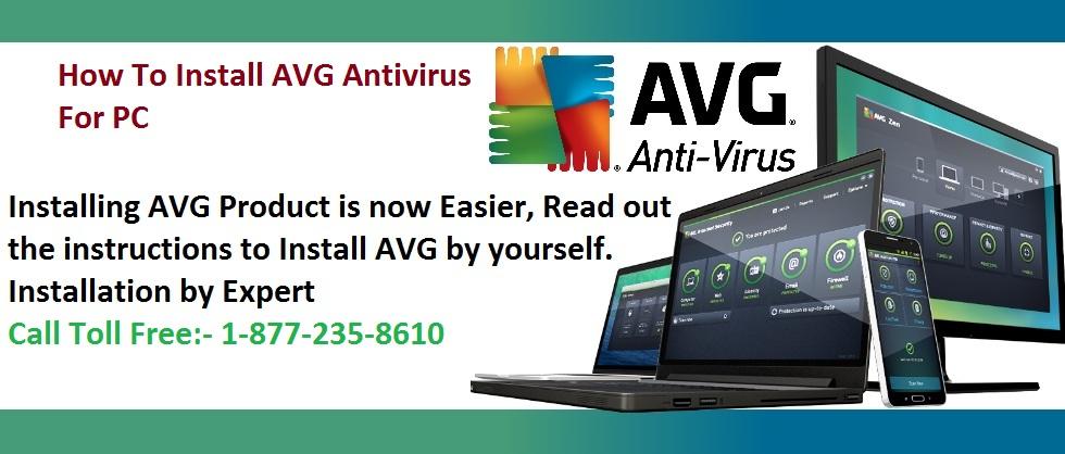 How To Install AVG Antivirus Software For PC : Helpforantivirus : GroupSpaces